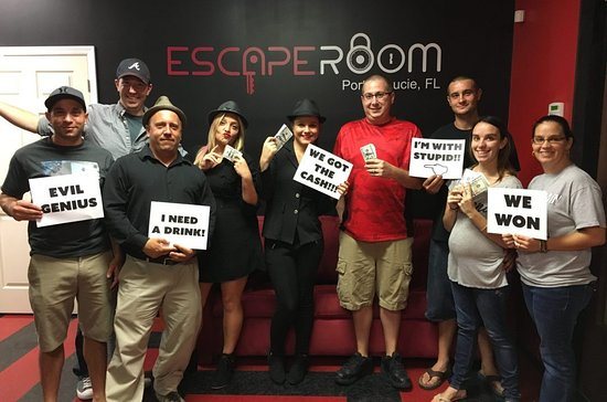 ‪Escape Room PSL‬