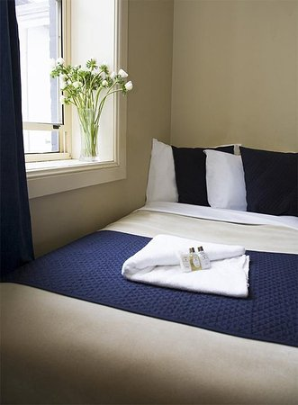 Macleay Lodge Sydney: Guest Room