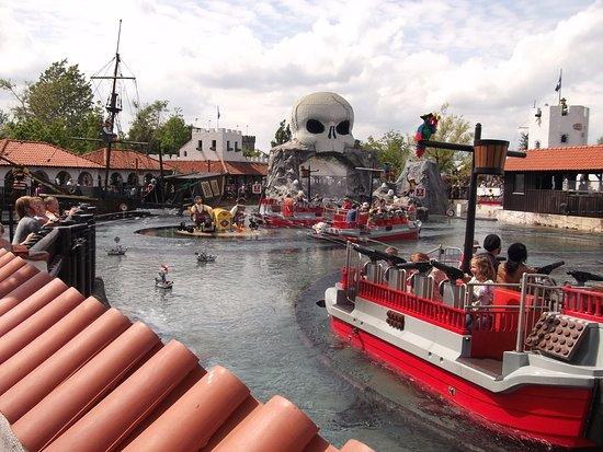 Legoland Billund: Kinderen zullen zich hier prima vermaken.