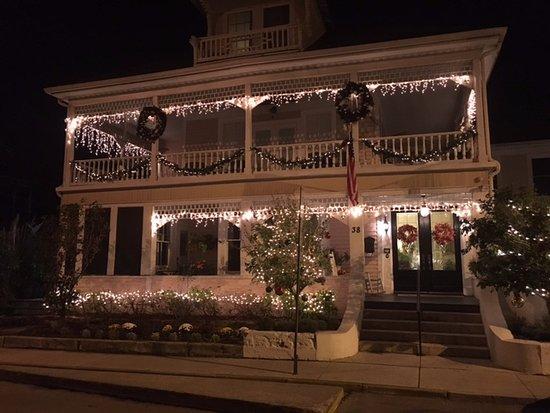 The Kenwood Inn, St. Augustine Night of Lights