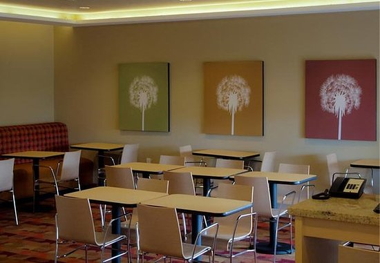 Vincennes, IN: Breakfast Dining Area