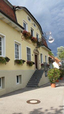 Moos, Deutschland: Eingang