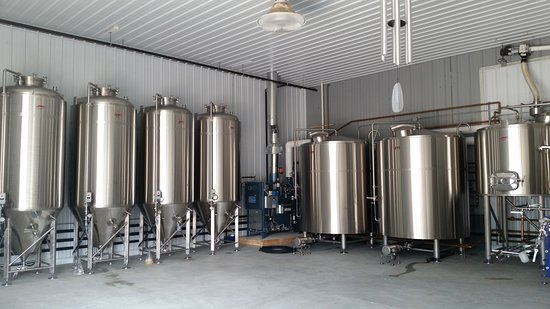 Florida, NY: Glenmere Brewing Company's 15 bbl brewhouse - tour our 2000 sq ft facility while enjoying a pint