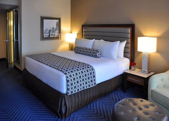 Plainsboro, Nueva Jersey: King Guest Room