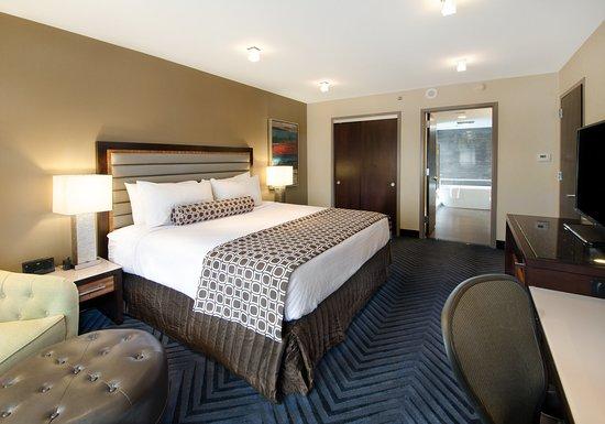 Plainsboro, نيو جيرسي: Presidential Suite Bedroom