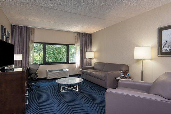 Plainsboro, نيو جيرسي: Living Space