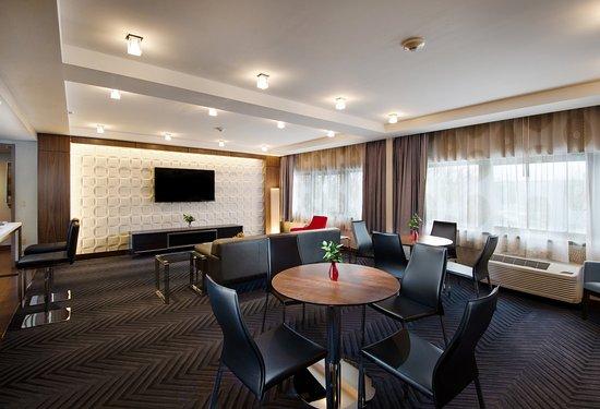 Plainsboro, نيو جيرسي: Concierge Lounge
