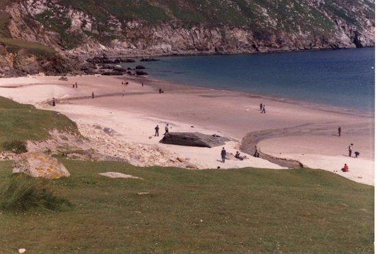Crookhaven, أيرلندا: Local beach - Barleycove