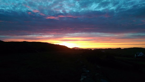 Crookhaven, أيرلندا: Sunrise over Crookhaven