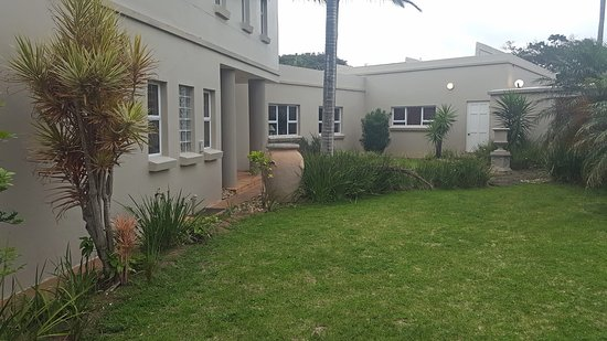 Ramsgate, Sør-Afrika: Front lawn of house