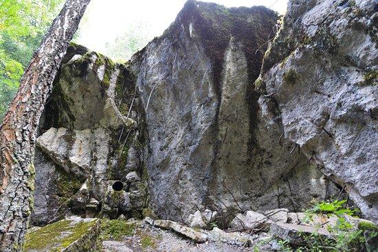 Gierloz, Polonia: Same ruiny