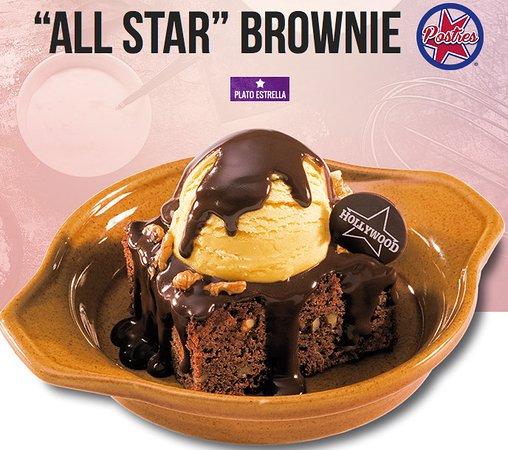 Collado Villalba, España: All Star Brownie