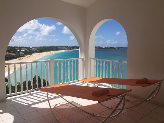 West End Village, Anguilla: Our Balcony