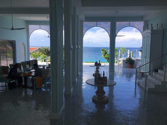 West End Village, Anguilla: Lobby