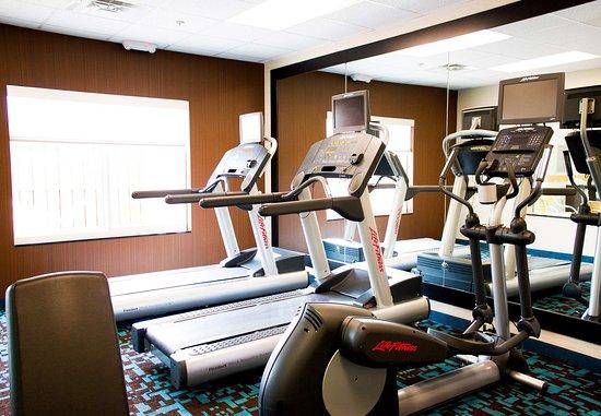 Hutchinson, Kansas: Fitness Center
