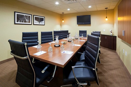 Rogers, MN: Board Room for up to 10 guests. Includes TV and Dry Erase Board