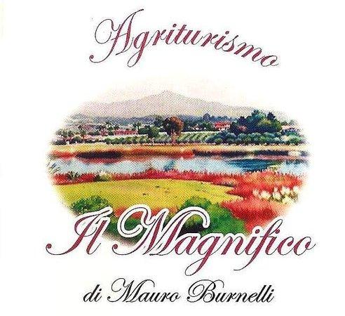 Collepepe, Italië: Agriturismo Il Magnifico