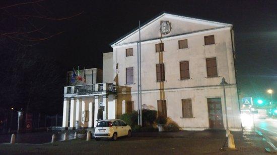 Villa Soncin, Silvestri, Rossi di Rubano