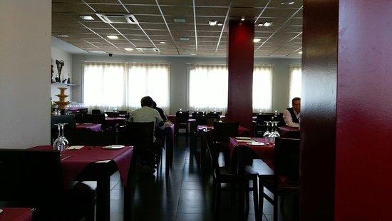 La Muela, Ισπανία: El restaurante