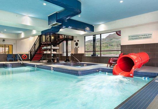 เวอร์นอน, แคนาดา: Indoor Pool