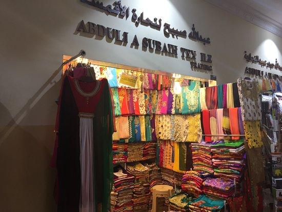 Cheap Abaya / Hijab market - Review of Naif Souk, Dubai