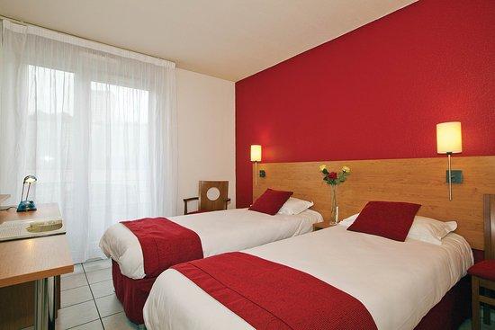 Sejours & Affaires Apparthotel  Lyon Park Lane: Studio - Twin bed