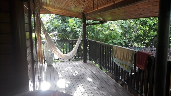 Amitie, Seychelles: Hammock chillout