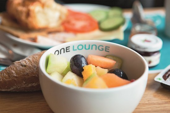 Motel One Dusseldorf Hbf: Breakfast