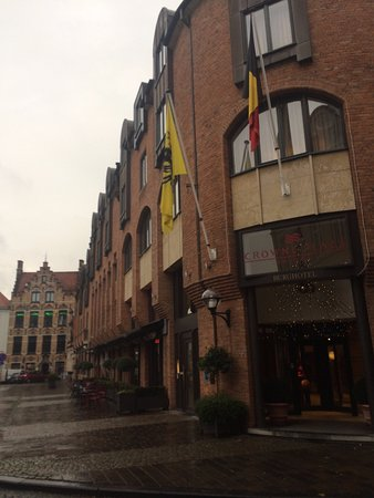 Crowne Plaza Brugge Picture