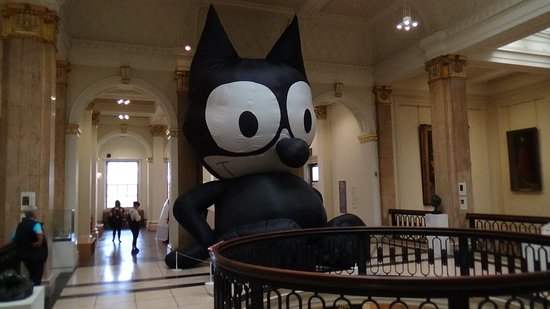 walker art gallery felix the cat