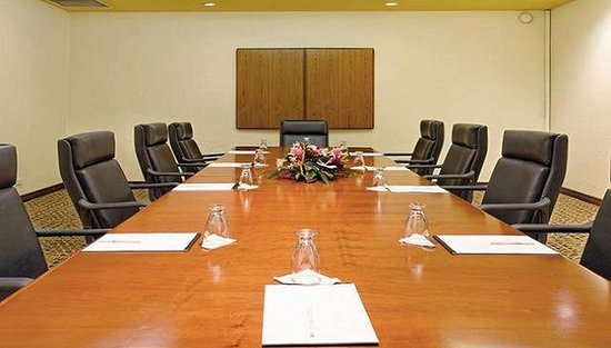 Radisson Hotel Trinidad: Meeting Room