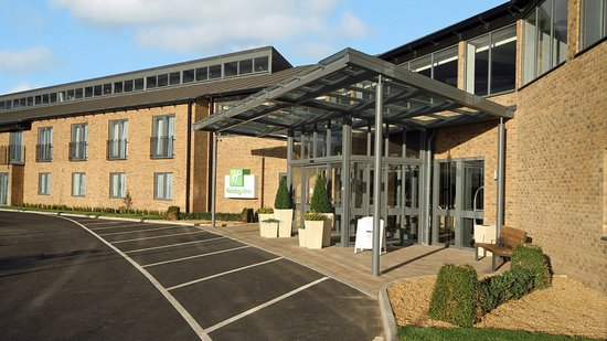 Holiday Inn Huntingdon Racecourse: Day Canopy Outside