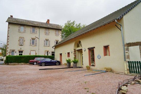 2016 - Lapalisse - Auberge Du Moulin Marin