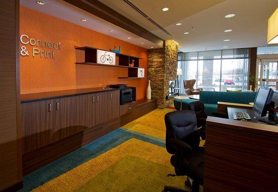 Wentzville, MO: Business Center