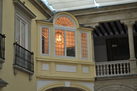 Palacio Real de El Pardo: Lámpara