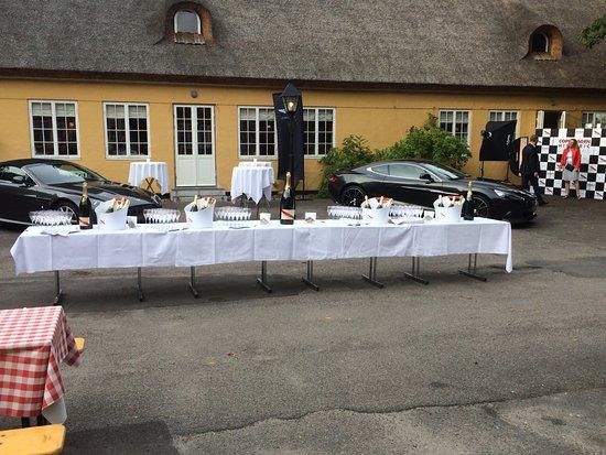 Bronshoej, Denmark: Gåden