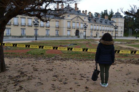 Palacio Real de El Pardo: Jardines