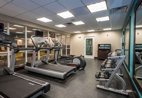 Meridian, MS: Fitness Center