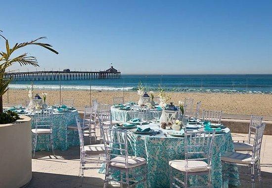 Imperial Beach, Califórnia: Outdoor Banquet