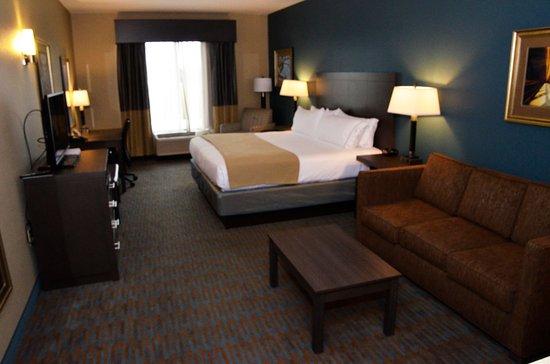 Goldsboro, Carolina del Norte: Deluxe Room
