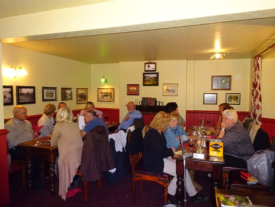 Coombe Bissett, UK: Inside the Restaurant 2