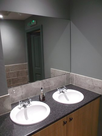 Letcombe Regis, UK: Toilets