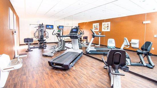 Elkton, Μέριλαντ: Fitness Center