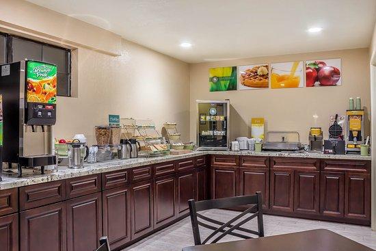 Pinetop-Lakeside, AZ: Breakfast