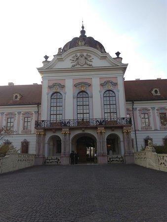 Godollo, Hungary: Royal Palace of Gödöllő