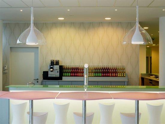prizeotel Bremen-City: Bar image