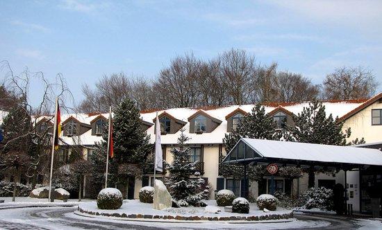 Schneverdingen, Deutschland: Winter image