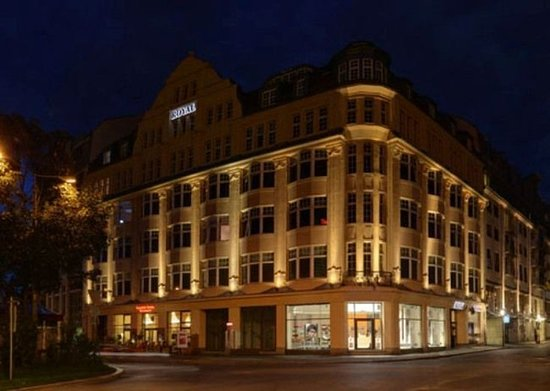 Seaside Park Hotel Leipzig Richard Wagner Str   Leipzig