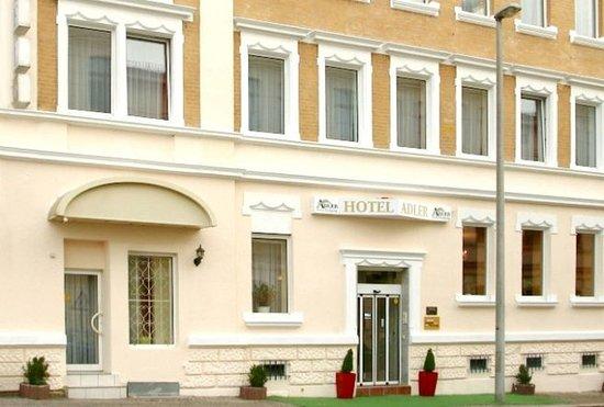 Hotel Adler Leipzig: Summer image
