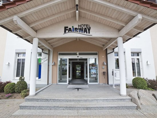 Hotel Fairway St Leon